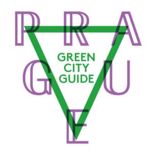 Prague Green City Logo